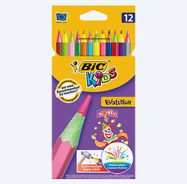 BIC KIDS EVOLUTION CIRCUS
