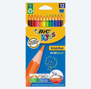 BIC KIDS EVOLUTION ECOLUTIONS 12