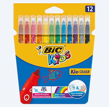 BIC KIDS KID COULEUR 12