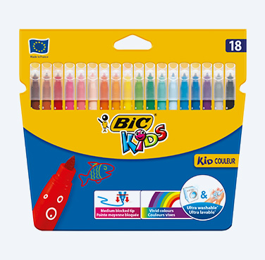 BIC KIDS KID COULEUR 18